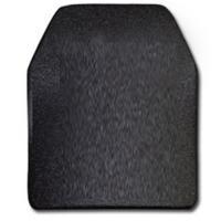 Blackhawk 32HP12BK-GSA 10.5\  x 13.25\  Ballistic Ceramic Plate Level 4 (Single)  sc 1 st  CopsPlus & Blackhawk 32HP12BK-GSA 10.5\