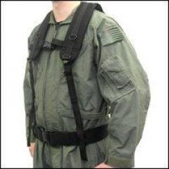 Blackhawk 35WG00BK, 35WG00DE<br>Web Gear Harness with BTS
