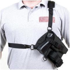 Blackhawk 40SH05BK, 40SH05BK-L Universal Taser Harness Holster