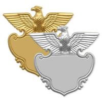 Badges with Eagles