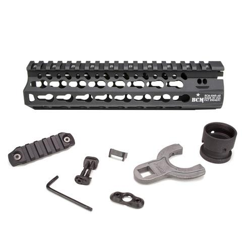 KMR-A8-556-BLK KMR KeyMod Rail Alpha 8