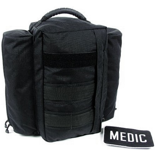 60mp03bk M 7 Medical Pack With Hydrastorm 100oz Water Reservoir