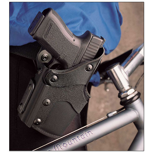 DeSantis N57 Bike Patrol Level III Nylon Duty Belt Holster